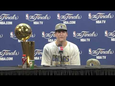 NBA Finals 2011 Game 6 Postgame Mark Cuban