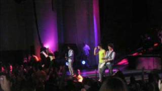Burning up tour 8-16-08-Holmdel New Jersey