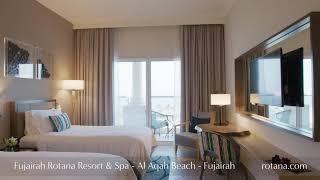 Rooms @ Fujairah Rotana Resort and Spa – United Arab Emirates