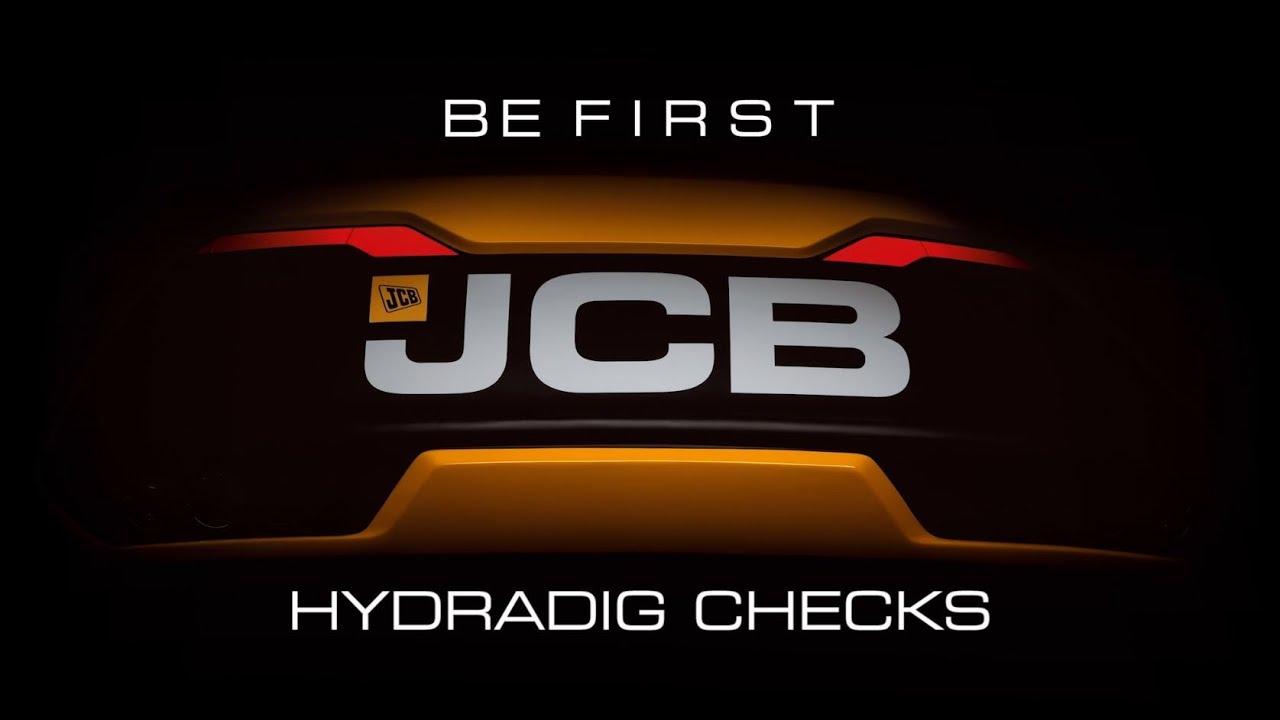 JCB HYDRADIG How To: Daily Checks