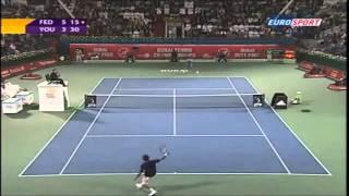 Roger Federer:  Ses plus beaux points !