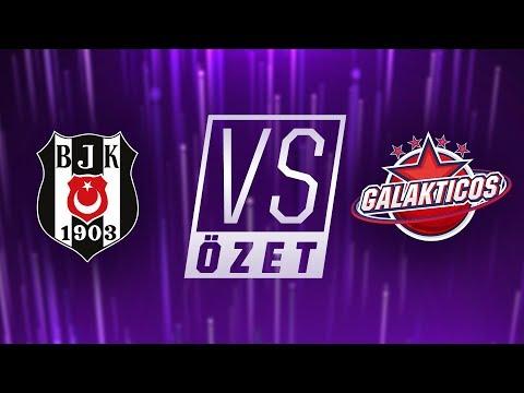 Beşiktaş (BJK) Vs Team Galakticos (GAL) Maç Özeti | 2018 Yükselme Ligi Yaz Mevsimi