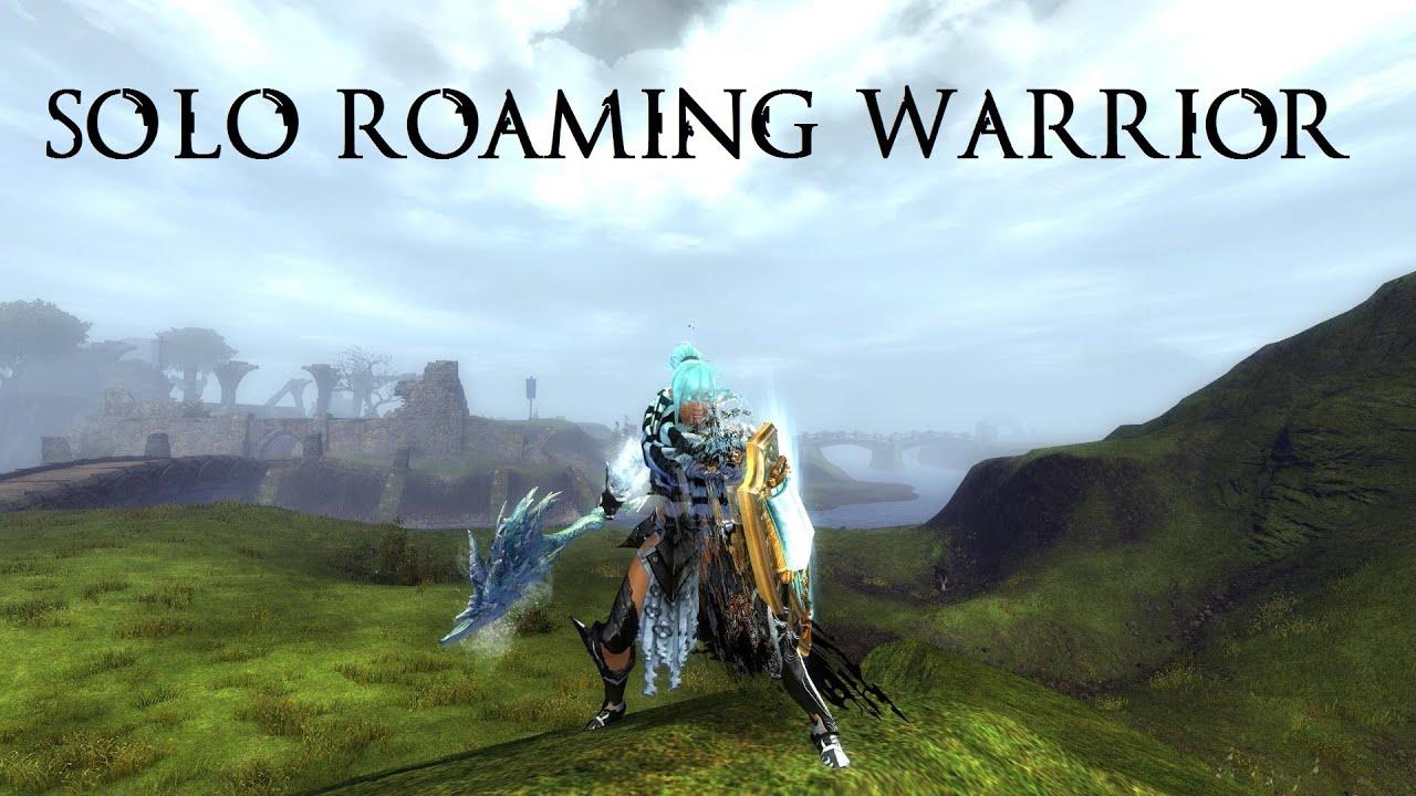 Gw2 Warrior Solo