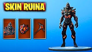 How to GET THE NEW SKIN RUIN FREE IN FORTNITE (CHALLENGES WEEK 8 SEASON 8)