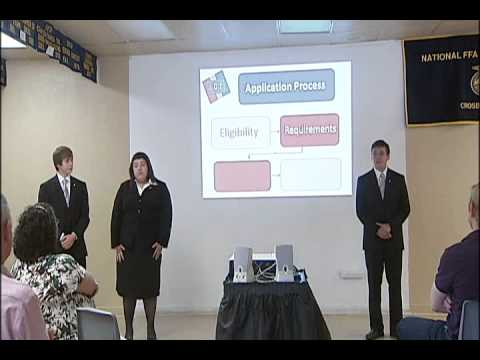 Business Professionals of America-Presentation Management Team 2011-National Finalist