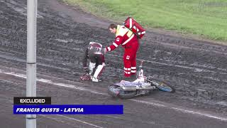 TEAM SPEEDWAY U21 WORLD CHAMPIONSHIP, Outrup Denmark 05.09.2020 - Tv Thuums
