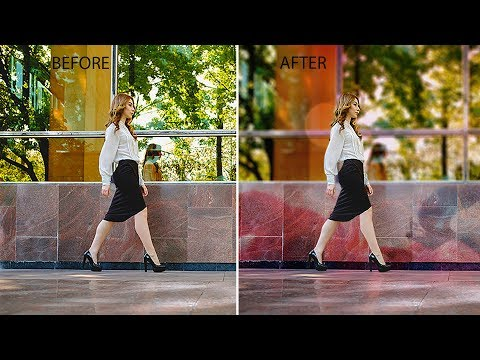 How to Blur Photo Effect Editing with Fantasy Look|Adobe Photoshop Tutorial thumbnail