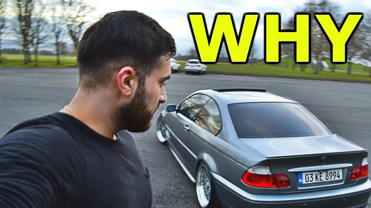Why Nobody Wants to Buy my BMW E46? - YouTube