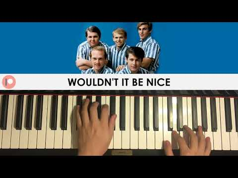 Beach Boys - Wouldn't It Be Nice (Piano Cover) | Patreon Dedication #280