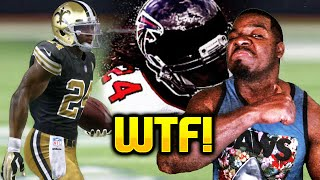 WTF DEVONTA FREEMAN JOINS THE SAINTS GETS INTO FIGHT WITH COACH Madden 17! - Madden NFL 17 MUT