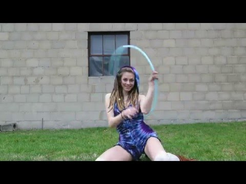 Madi's Tea Party Jam 5 Hoop Troupe Entry