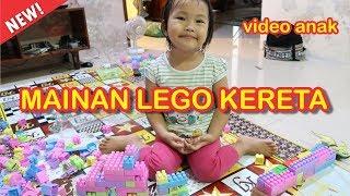Main Mainan Lego Kereta Api | Zhafirah Toys