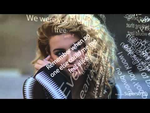 Tori Kelly- California Lovers ft. LL Cool J (Lyrics)