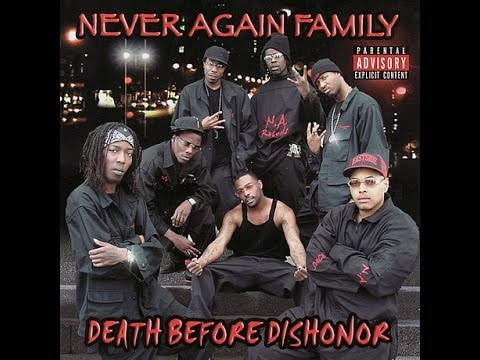 never again family - come get it