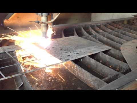 DIY CNC PLASMA works with ARDUINO THC DIY By CKD