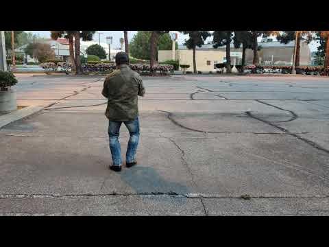 LDMF a.k.a. Knockin' Boot Strut line dance - Demo