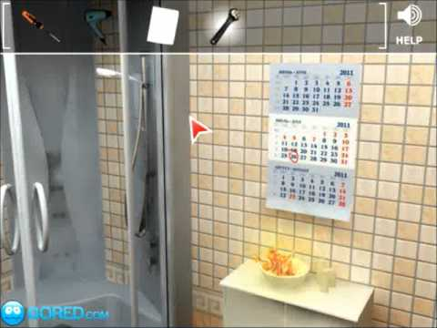 Escape The Bathroom Pro Walkthrough escape 3d bathroom 3 - youtube