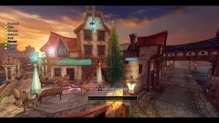 Magic Team Racing w/ Guild Members | Alicia Online