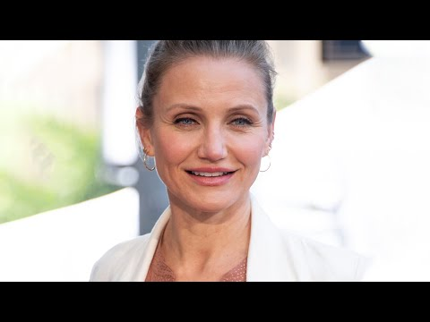 Cameron Diaz Is a Mom! Actress Secretly Welcomes Baby With B
