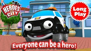 "Heroes of the City 2 - ""Everyone can be a Hero"" Bundle - Preschool Animation - Long Play"
