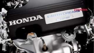 La technologie du nouveau moteur Honda Diesel 1,6 L i-DTEC
