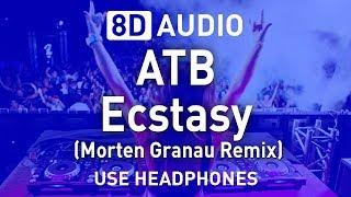 Baixar ATB - Ecstasy (Morten Granau Remix) | 8D AUDIO | 8D TRANCE