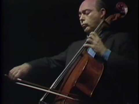 Janos Starker in Recital: Part 2 of 4. Boccherini: Sonata in A Major