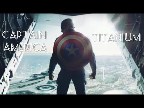 Titanium - Steve Rogers Captain America