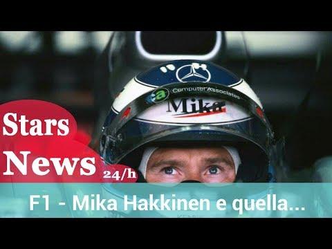 F1 - Mika Hakkinen e quella volta che sfiorò il ritorno in F1.HD