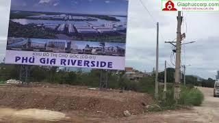 Phú Gia Riverside Khu Đô Thị Chợ Góc Đại Phú Gia Quy Nhơn
