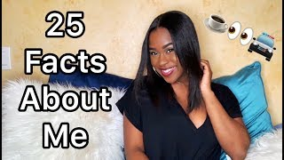 25 FACTS ABOUT ME | Baby K.♡