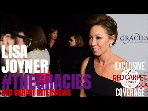 Lisa Joyner ed at the 43rd Annual Gracie Awards Gala TheGracies AWMF