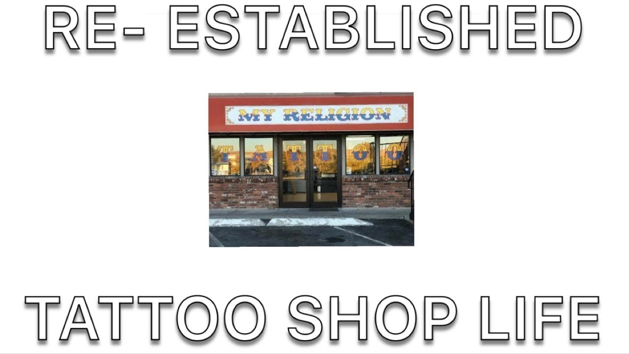 Re-Established; #Tattoo shop Life after prison, SHELBY Mustang ...