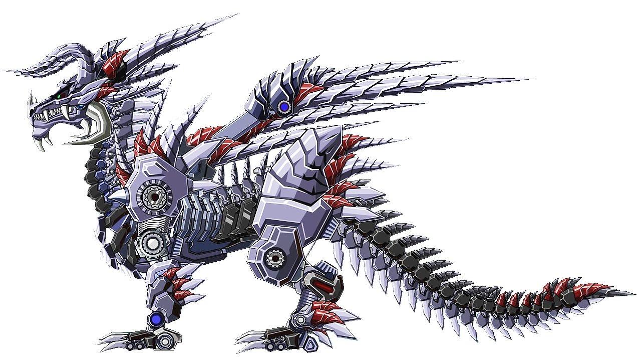 robot skeleton dragon vs turtle vs pterosaur eftsei gaming youtube