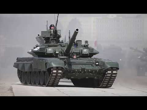 Russia's Army To Receive New T 90M Main Battle Tank In 2018