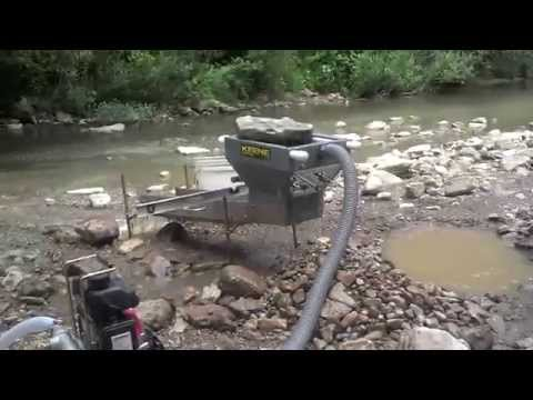 Gold dredging at Bills in Ohio S3:E12