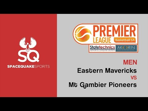 LIVE | Eastern vs Mt Gambier | Premier League Men