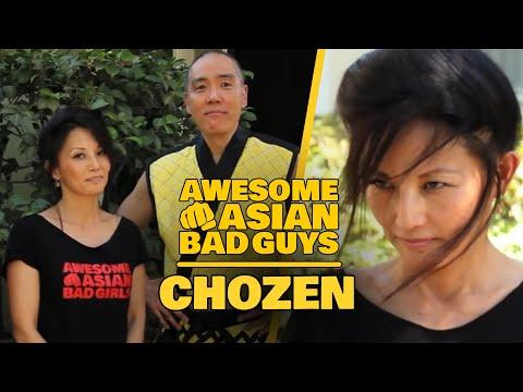 How To Be Like Chozen from Karate Kid 2 (featuring Tamlyn Tomita & Yuji Okumoto)