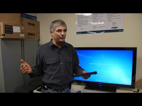 Microsoft Research Campus Tour Part 1: The Anechoic Chamber.wmv