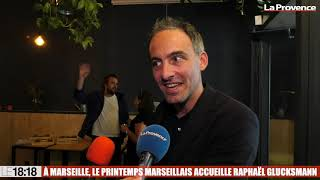 Le 18:18 - Marseille : les étudiants en médecine ont planché au Parc Chanot en raison du Covid-19