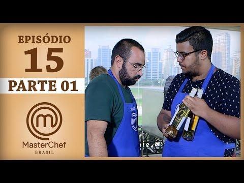 MASTERCHEF BRASIL (13/06/2017) | PARTE 1 | EP 15 | TEMP 04