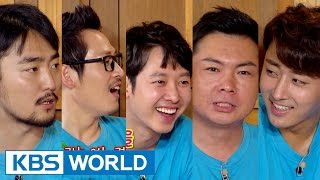 Happy Together - Son Hojun, Lim Wonhui, Yu Byeongjae & more! (2015.07.16)