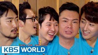 Happy Together - Son Hojun, Lim Wonhui, Yu Byeongjae & More! 2015.07.16
