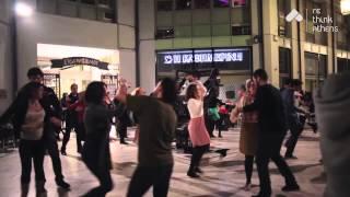 Swing Party στο Rethink Athens
