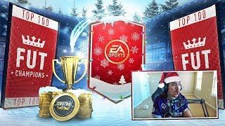 TOP 100 REWARDS! NOOOO WAY!!!!!! FIFA 18