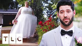 Woman Is Scared Of Falling Down The Aisle On Her Wedding Day! | Hot & Heavy