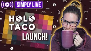 Holo Taco launch 🔴LIVE - Fall collection reveal🍵👀