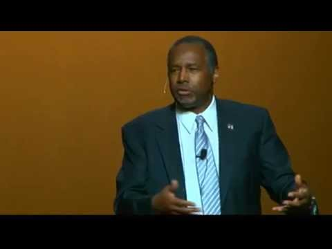 Ben Carson's speech in Detroit to kick off presidential campaign