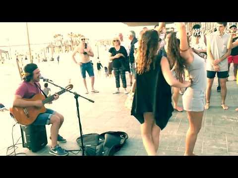 Despacito    Street Singer  Amazing Voice  Dancers