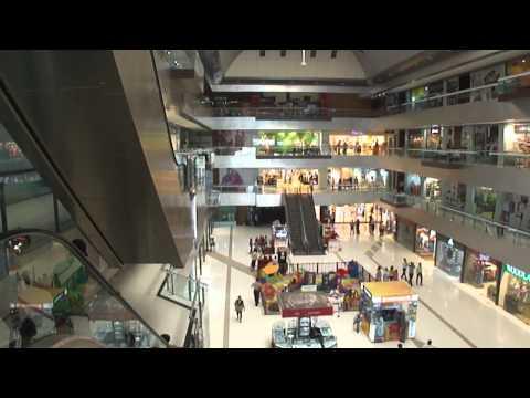 Rahulraj Shopping Mall, Dumas Road, Surat, Gujarat, India; 16th May 2012